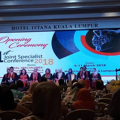 1st Joint Specialist Conference 2018