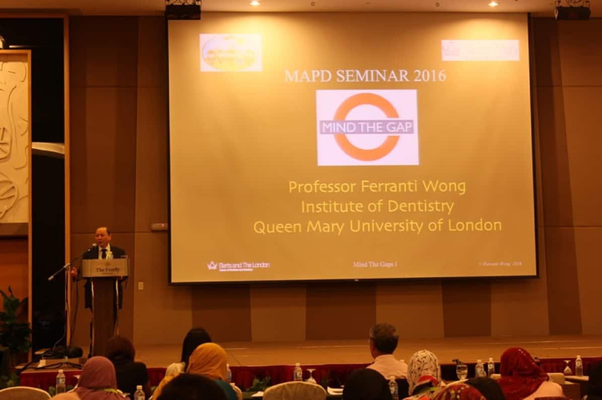 MAPD Seminar 2016