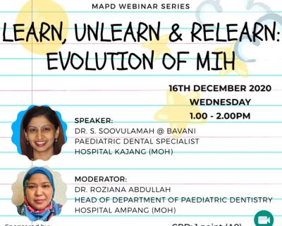 Learn, unlearn & relearn: Evolution of MIH
