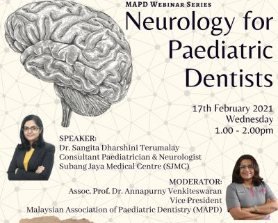Neurology for paediatric dentists